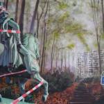 Reiterdenkmal im Wäldchen (2)h
