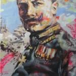 Wilhelm II mit roter sonne (2)h